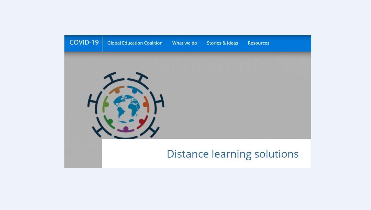 http://ucet.irراه حل های یونسکو برای آموزش از راه دور